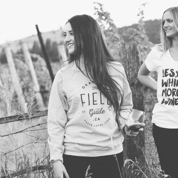 The Field Guide Sweatshirt 2015