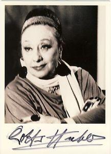 Lotti Huber *16.10.1912 gestorben am 31.05.1998
