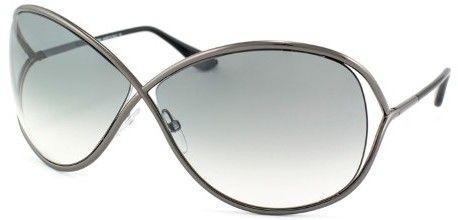 Tom Ford FT0130 Miranda Butterfly Sunglasses, 68mm