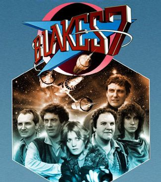 Blake's 7 - 1978-1981 - Extremely cheesy, but full of scene chewing fun. It's basically Star Wars on a 1970s Doctor Who budget.