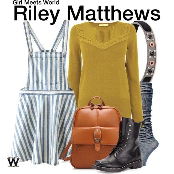girl meets world riley character By character: betty veronica cheryl riley's sun sweater on girl meets world maya's black top with plaid cuffs and embroidered denim vest on girl meets world.