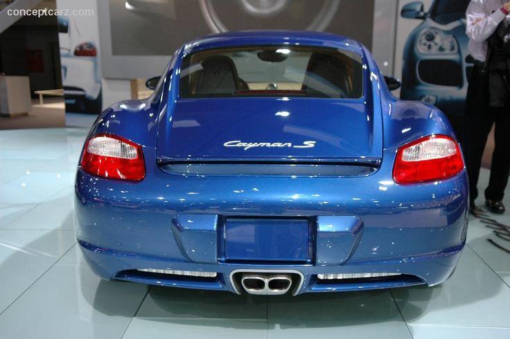 2006 Porsche Cayman S Image