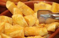 Cook Guru | Mozambican Cuisine: Mandioca Frita (Fried Cassava)