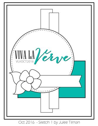 Viva la Verve Sketches: Viva La Verve October Sketch 1 Recap and Viewfinder