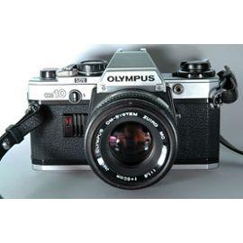 Olympus OM 10 - Appareil Photo Argentique