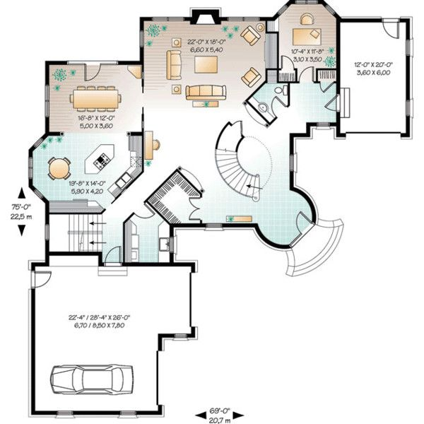 25 best Victorian House Plans images on Pinterest Victorian house