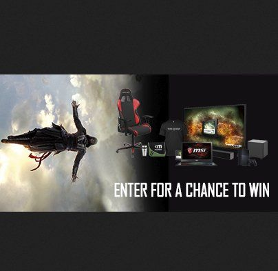 One winner will receive one Home Entertainment System, one Mushkin and ASSASSIN'S CREED Movie Prize Pack, and one ASSASSIN'S CREED Movie Blu-Ray. All worth $3,175.00!    One entry per person/email address during the sweepstakes.
