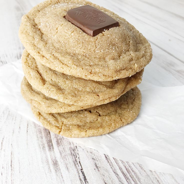 Sophisticated Peanut Butter Blossom Cookies