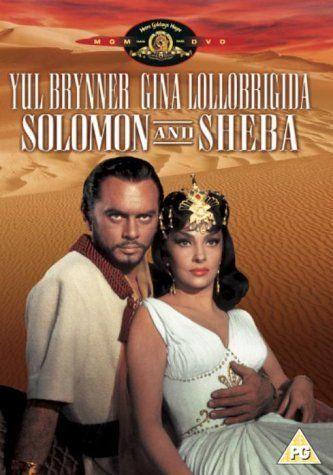 Gratis Solomon And Sheba film danske undertekster