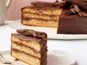 Csokoládé torta Zelleitündi módra