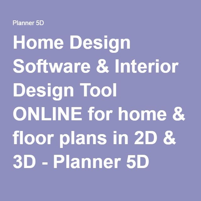 1000 Ideas About 3d Interior Design Software On Pinterest