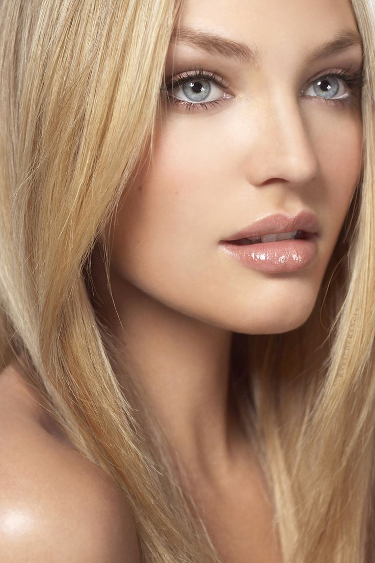 Candice Swanepoel Supernatural Beauty Beautiful Y Natural Makeup Looks For Blonde Hair
