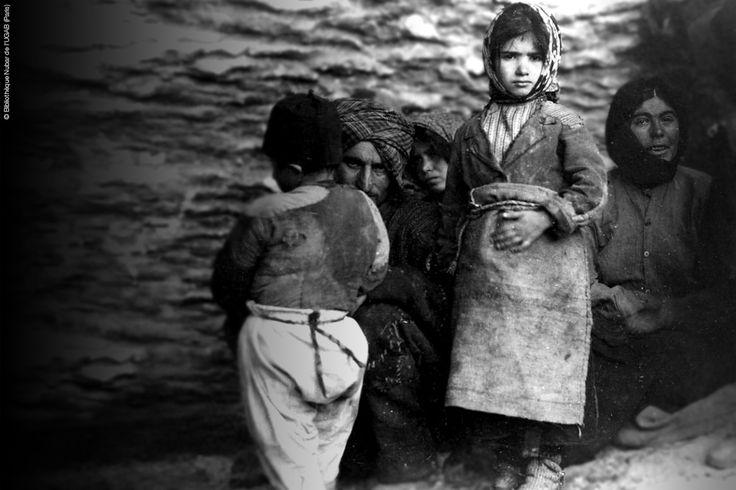 Webdocumentaire sur le centenaire du génocide des arménens - France24