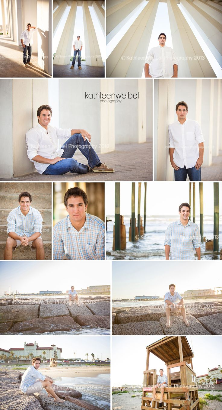 Kathleen Weibel Photography - Friendswood Senior Photographer : Senior Boy Photos
