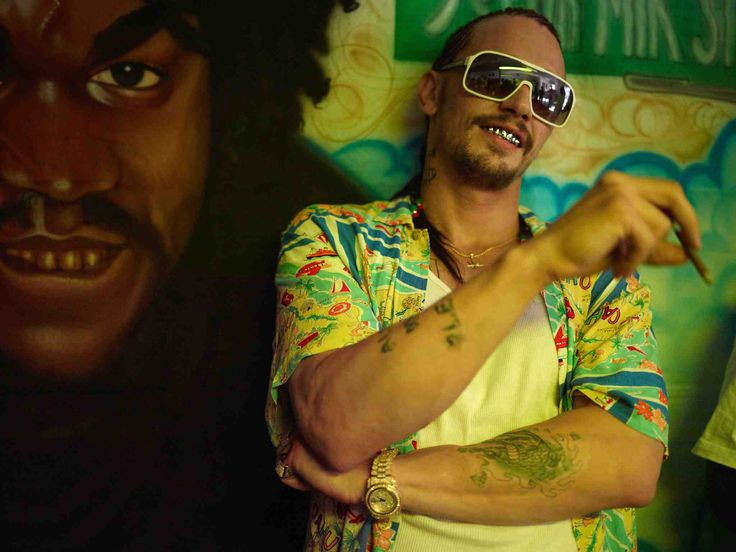 Please Begin Memorizing This Insane James Franco Monologue From Spring Breakers