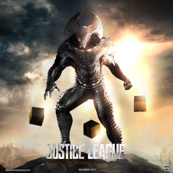 Steppenwolf  Justice League Movie by Bryanzap