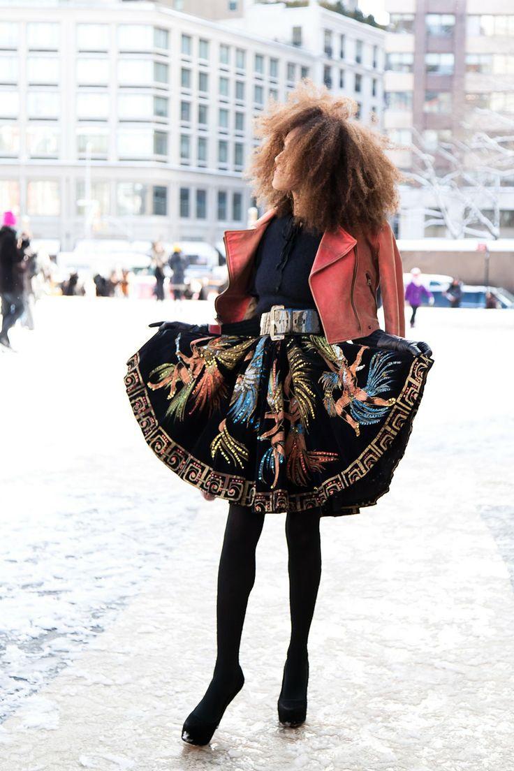 Неделя моды в Нью-Йорке,  часть II. Изображение №28.
