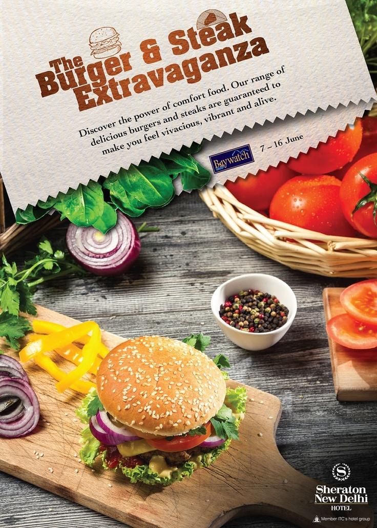 Burger & Steak Extravaganza