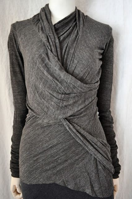 Dishonored/Thief/Nightingale Armor inspired top, love the layering