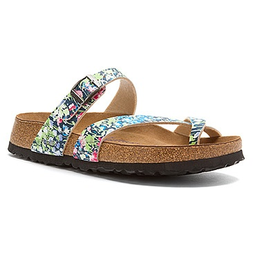 Papillio Tabora Birko-Flor™ Soft Footbed found at #OnlineShoes
