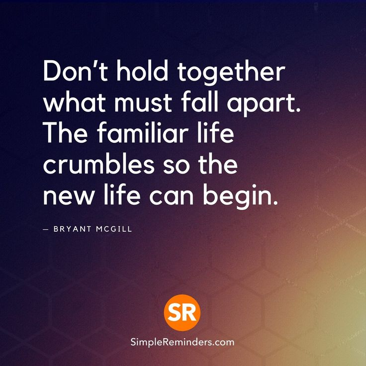 New Life Together Quotes: 25+ Best Things Fall Apart Quotes On Pinterest