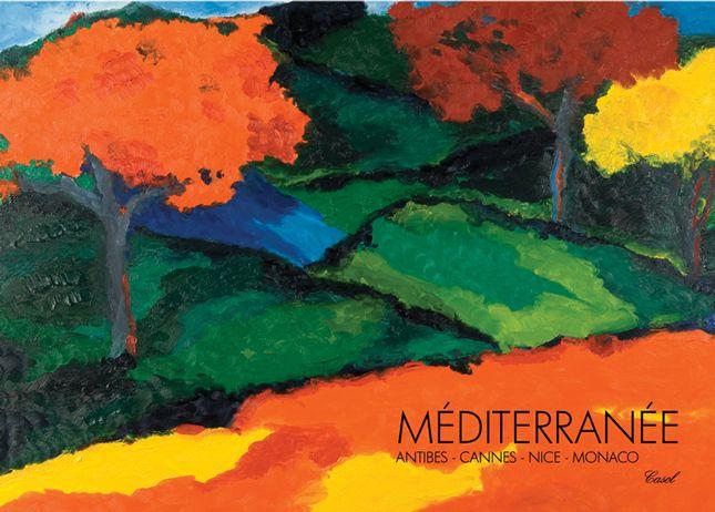 #Méditerranée #antibes #cannes #nice #monaco #MaryseCasol #Casol #ecochic #notecards Shop now! www.marysecasol.com