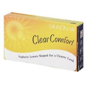 Lentile de contact lunare Clear Comfort 7 lentile / cutie - http://lensa.ro/lentile-de-contact/sauflon/clear-comfort-7-lentile