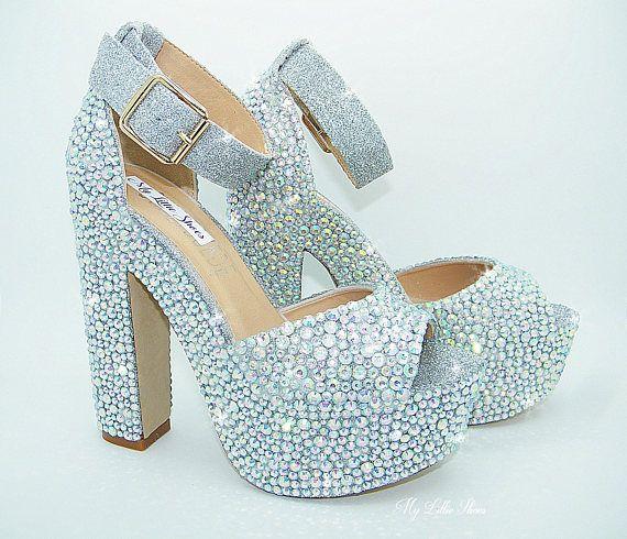 Heels, Platform sandals heels, High heels