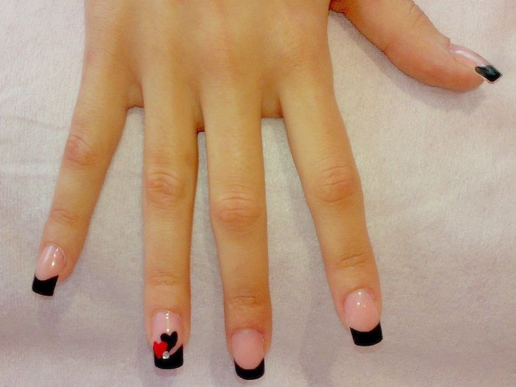 Nails great!