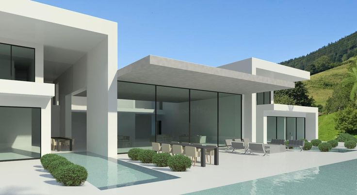 Modern villas for sale luxury contemporary villas and for Ultra modern house plans for sale