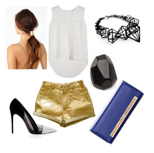 """Party style"" by mhinojosafuentes on Polyvore"