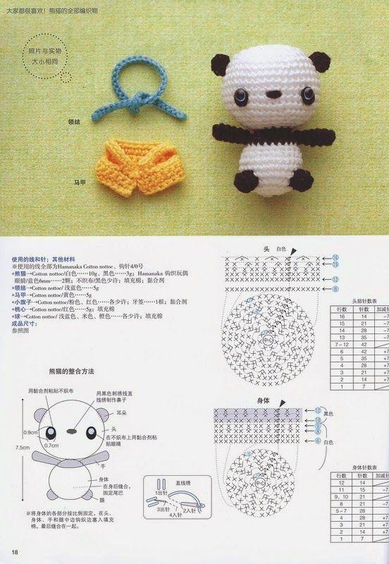 Crochet: doll