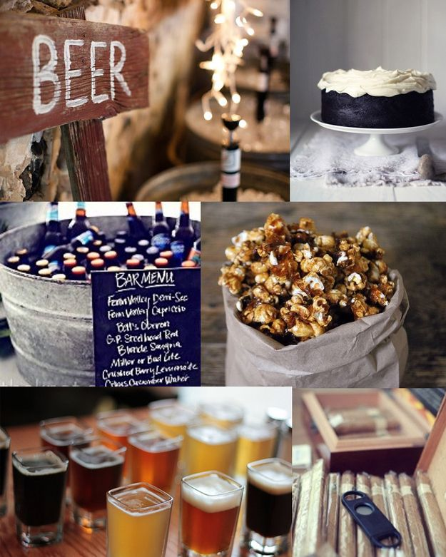Incorporate a craft beer tasting | 25 Delicious Ways To Make The Super Bowl Less Boring #Superbowl #party #football LizaAmericasHost.com