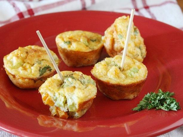 Mini Muffin Crab Cake Bites with GF bisquick
