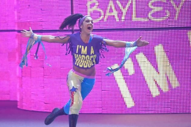 Bayley Makes WWE Raw Debut: Latest Details and Reaction