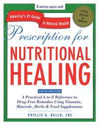 prescription for natural healing pdf