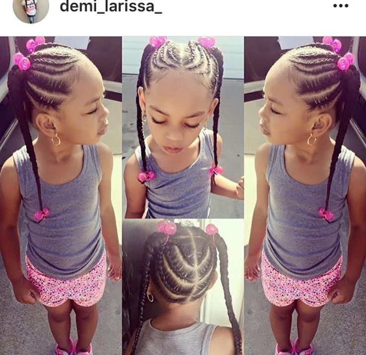 Admirable 1000 Ideas About Kids Braided Hairstyles On Pinterest Kid Short Hairstyles Gunalazisus