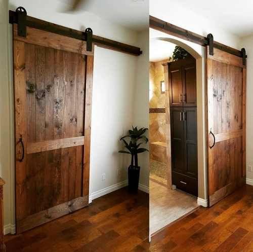 M s de 1000 ideas sobre puertas de granero en pinterest for Herraje puerta corredera granero