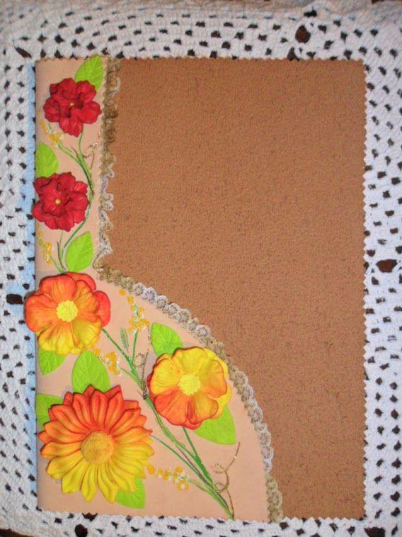 327 mejores im genes de cadernos agendas decoradas for Paginas decoradas