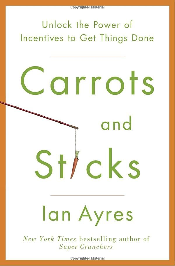 Carrots and Sticks: Unlock the Power of Incentives to Get Things Done: Ian Ayres: Amazon.com: Books