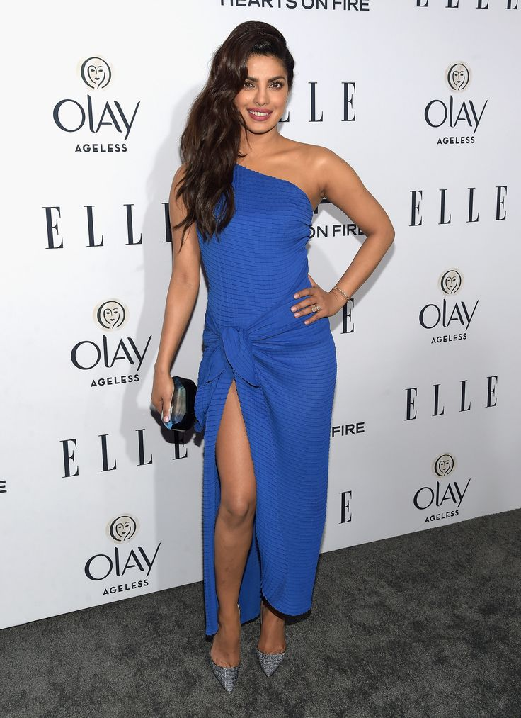 Priyanka Chopra à la Soirée Elle Women in Hollywood