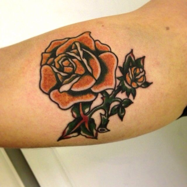 61 Best Images About Tattoo: 61 Best Images About Rose & Flower Tattoo On Pinterest