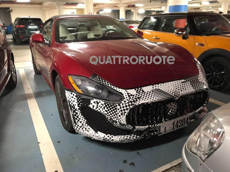 Maserati GranTurismo e GranCabrio: restyling in arrivo prima della fine della produzione - ClubAlfa.it