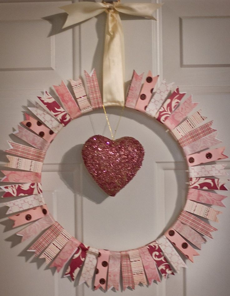 pinterest valentine crafts | happy valentines craft! | Valentines
