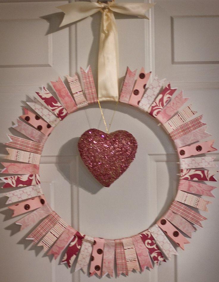 pinterest valentine crafts | happy valentines craft! | Valentines