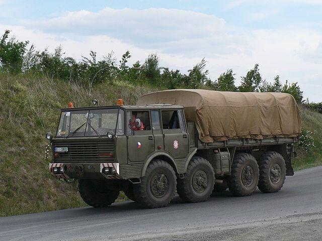 Tatra T813 Kolos 8x8