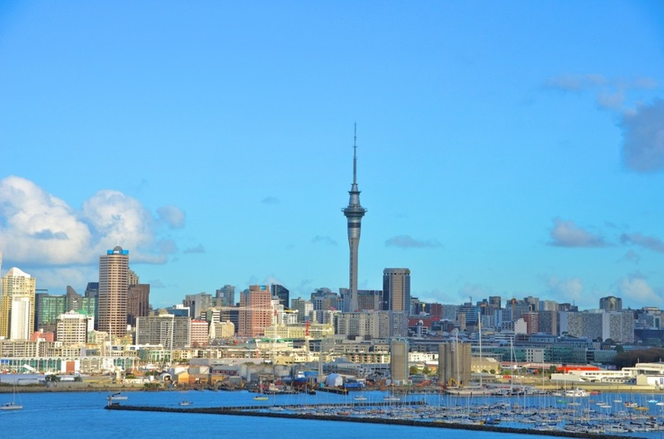 Auckland, New Zealand #travel