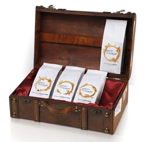 Креативный дизайн упаковки Colombo Tea and Coffee