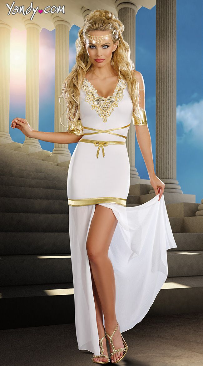 2 in 1 Goddess Of Love Aphrodite Costume  5c340fa4ac