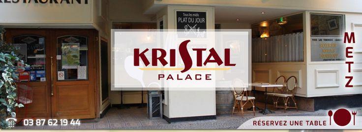 Le Kristal Palace à Metz.